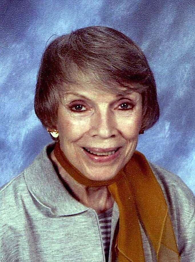 Ollie Marie-Victoire was a presiding judge of the S.F. Superior Court. Photo: Courtesy Jeanine Landsinger