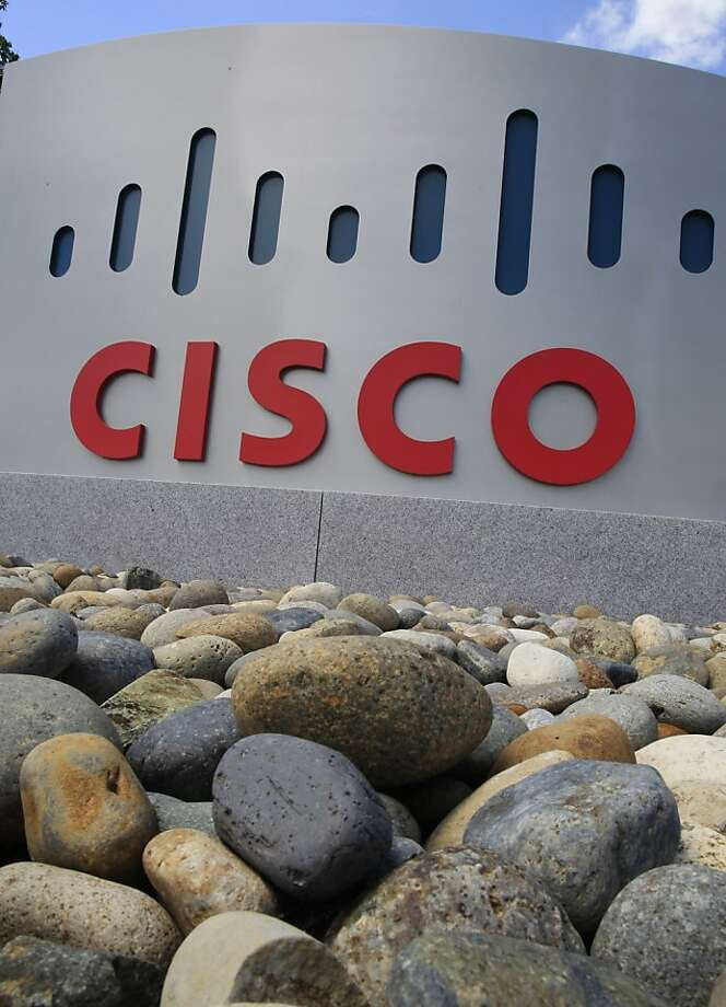 Cisco has eliminated 7,800 jobs since last year and is shutting down businesses to reduce expenses. Photo: Paul Sakuma, AP
