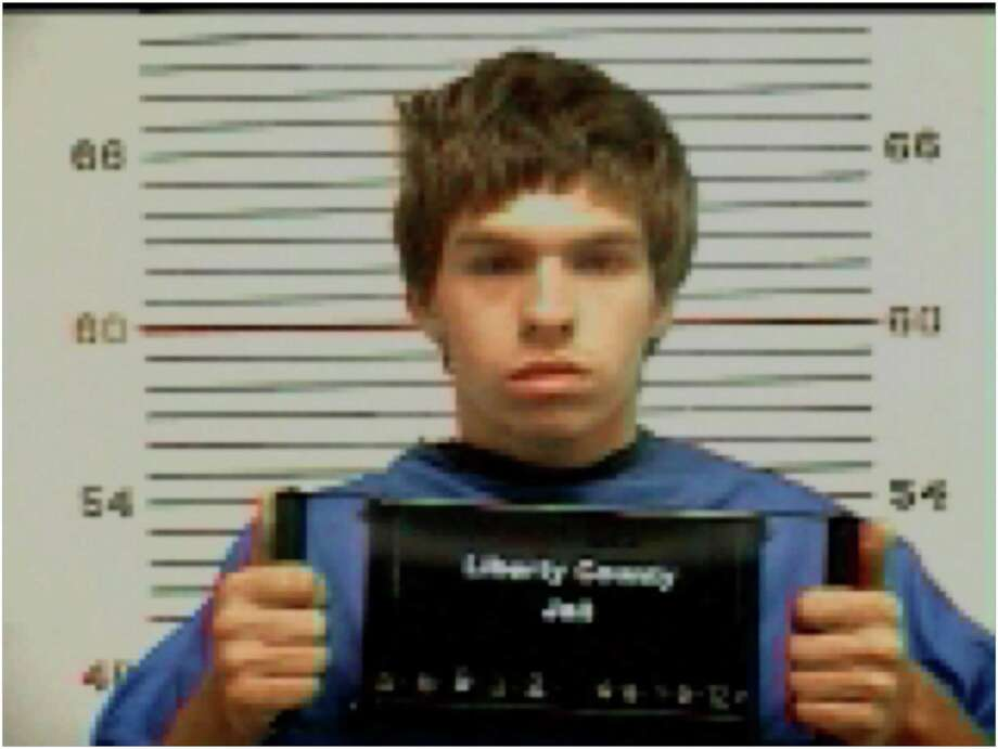 Jack Hollis, a special needs student, has been charged in the death of his niece, who was in his care. / Liberty County Sheriff's Office