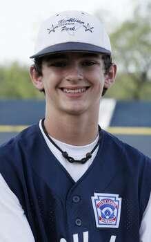 Zach Morrow: Reagan sophomore on JV baseball team (Jerry Lara / San Antonio Express-News)