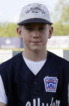 Kyle Pollard: Churchill sophomore, playing football (Jerry Lara / San Antonio Express-News)