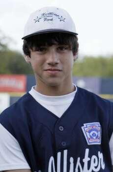 Jacob Ramos: Reagan junior, playing football (Jerry Lara / San Antonio Express-News)