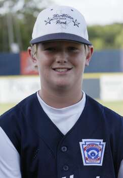 Jace Selsor: Reagan sophomore on JV baseball team (Jerry Lara / San Antonio Express-News)