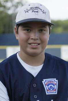 John Shull: Churchill junior, had two hits in nine at-bats last season (Jerry Lara / San Antonio Express-News)