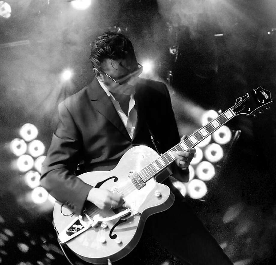 Richard Hawley Photo: Mute