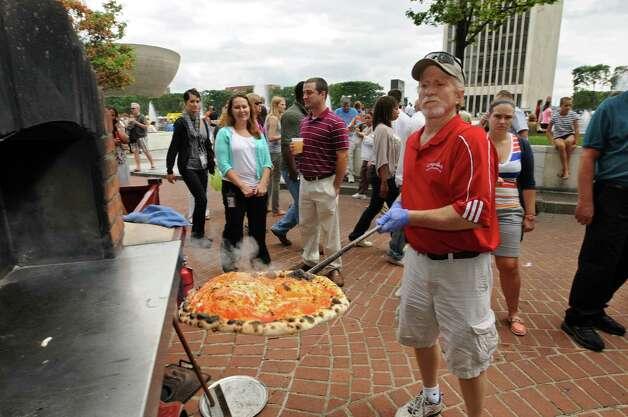Albany Plaza Food Festival