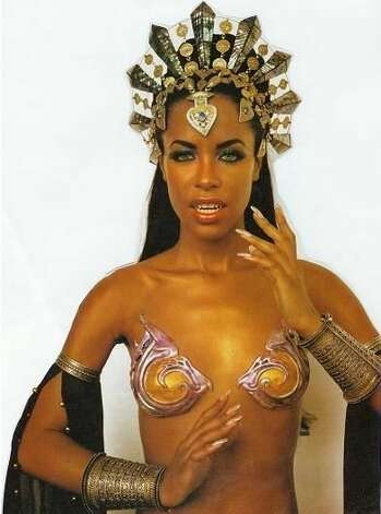 "Aaliyah - ""The Queen of the Damned"""