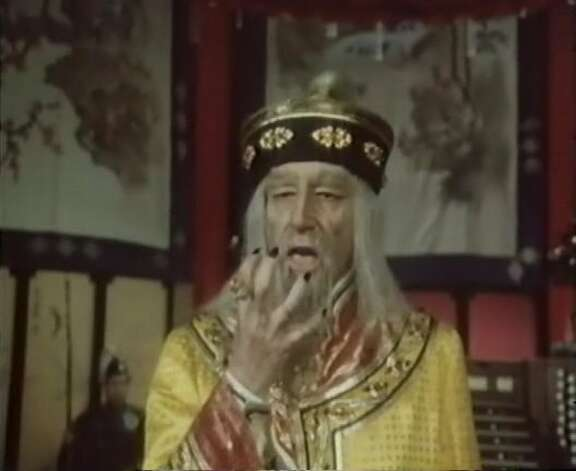 "Peter Sellers - ""The Fiendish Plot of Dr. Fu Manchu"""