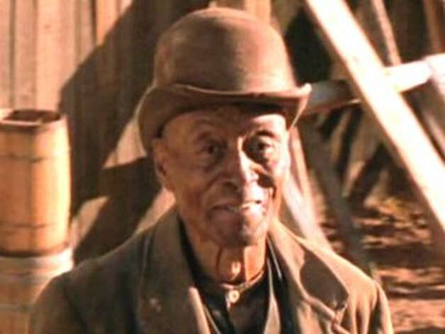 "Woody Strode - ""The Quick and the Dead"""
