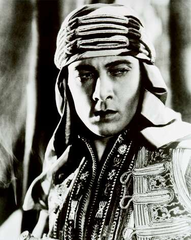 "Rudolph Valentino - ""The Son of the Sheik"""