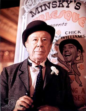 "Bert Lahr - ""The Night They Raided Minsky's"""