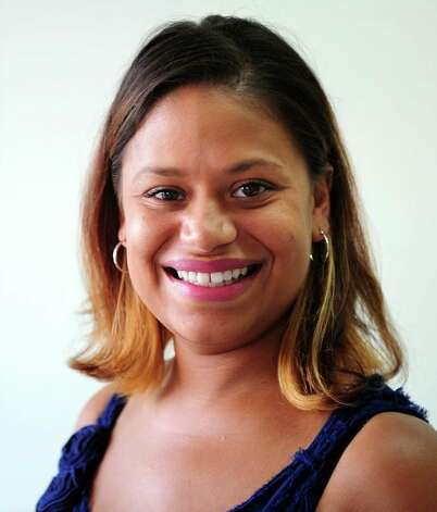 Christina Ayala, democratic candidate for 128th State Assembly District in Bridgeport, Conn. Photo: Autumn Driscoll / Connecticut Post