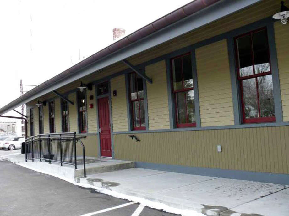 The Parking Authority is expected to discuss the Cafe Society proposal for the Southport train station when it meets Aug. 30 at 7:30 p.m. in Sullivan-Independence Hall. Photo: File Photo / Fairfield Citizen