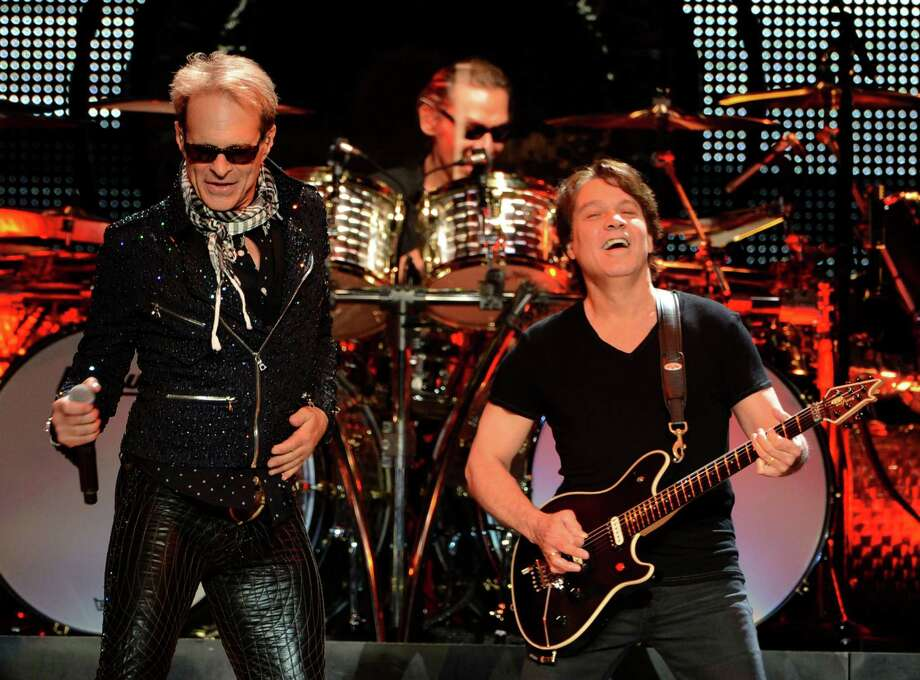 """Right Now"" was used during a John McCain event. Van Halen wanted him to stop using the song right away.  Photo: Frazer Harrison, Getty Images / 2012 Getty Images"