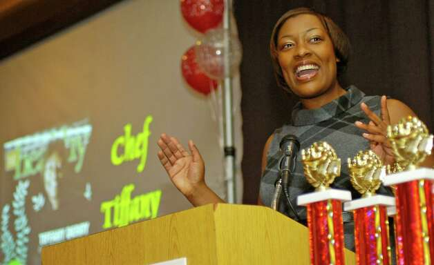 "Tiffany Derry, reality star from Bravo's ""Top Chef,"" went to Ozen High School."