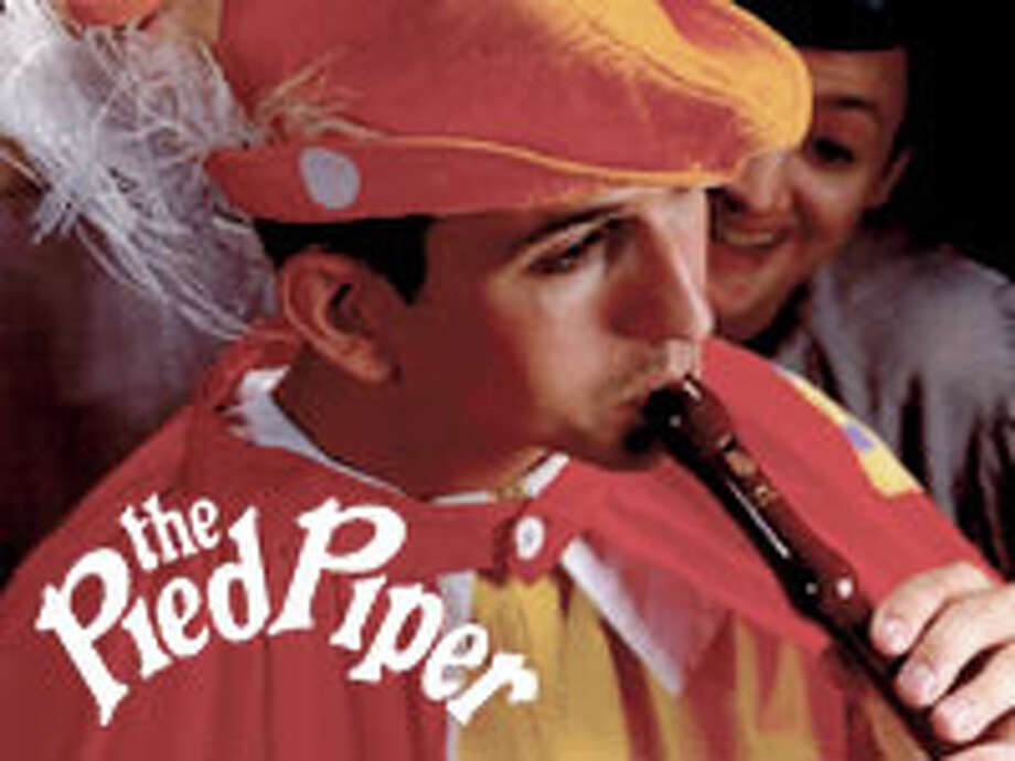 """Don't get left behind. Catch a free performance of """"The Pied Piper"""" at the Quick Center this weekend. Photo: Contributed Photo"""