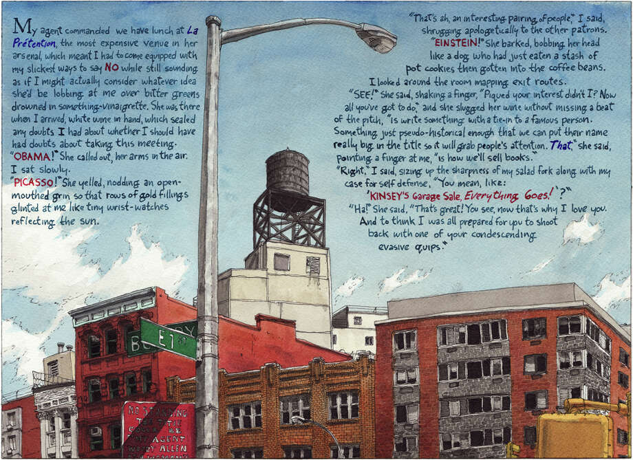 View Larger Image - Drawn from Bowery at East 1st, Manhattan. Aug 19, 2012 Photo: Paul Madonna