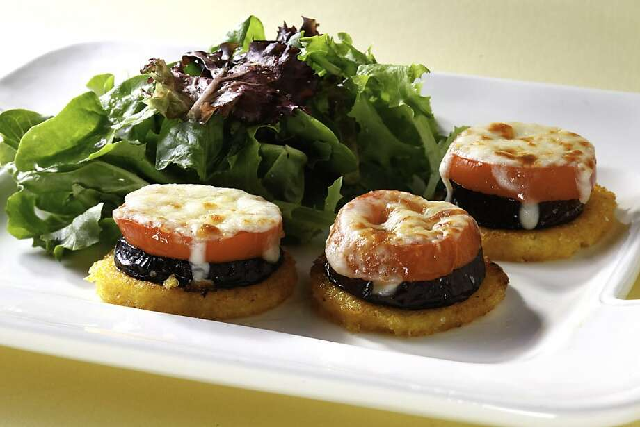 Eggplant Parmesan Bites Photo: Craig Lee, Special To The Chronicle