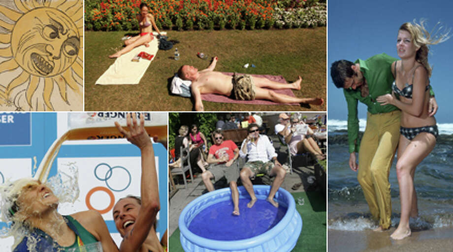 With temps expected to break records this weekend, we present you with possibly obvious, but still important tips from public health authorities in King County. Photo: Getty Images
