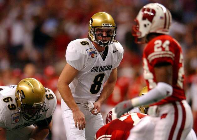 Lee grad Zac Colvin had an up-and-down career at Colorado, opening 1999 as the starter, but he ended his career at home by nearly leading the Buffaloes to a comeback victory over Wisconsin at the 2002 Alamo Bowl. Overall, he passed for 499 yards with four TDs and four INTs.