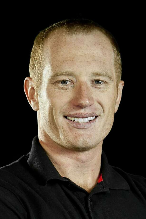 Jimmy Spithill Photo: Guilain Grenier, Oracle Team USA