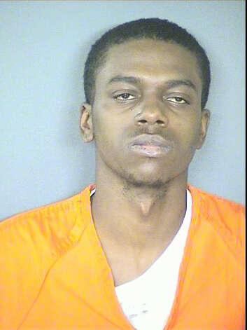 This is an undated handout photo provided by the Bexar County Sheriff's Department of Lorenzo Leroy Thompson, JR., who was arrested on a capital murder charge in connection with a purse-snatching that led to the death of an airman on the city's West Side. Photo: COURTESY BEXAR COUNTY SHERIFF