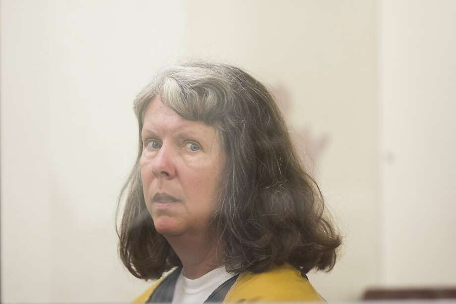 Diane Sydenham appeared in Contra Costa court, but did not enter a plea. Photo: Stephen Lam, Special To The Chronicle