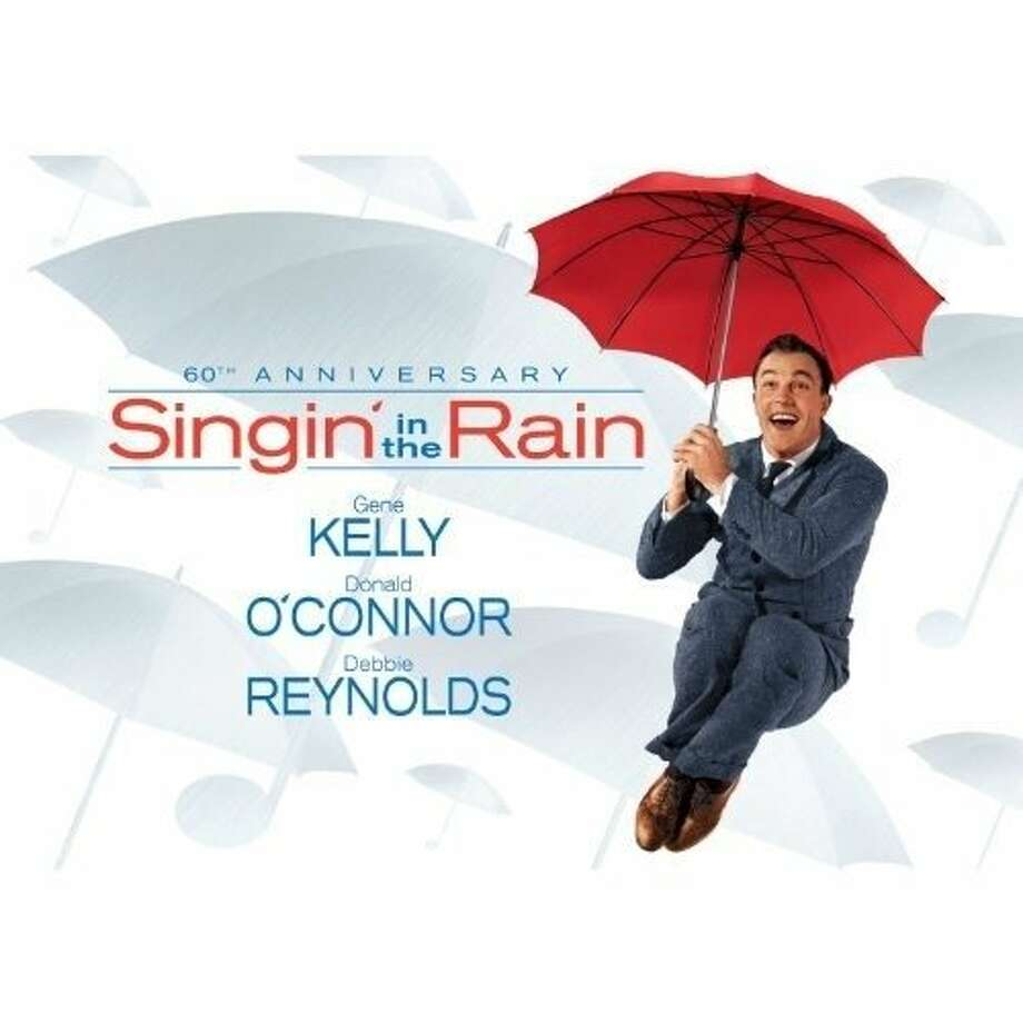 Singin' in the Rain 60th Anniversary Edition DVD Photo: Warner Home Video
