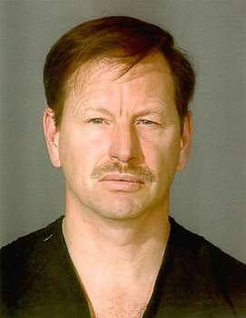 Ridgway, pictured in a Nov. 16, 2001 mugshot, was arrested, suspected of loitering for prostitutes. (seattlepi.com file/AP) (seattlepi.com file)