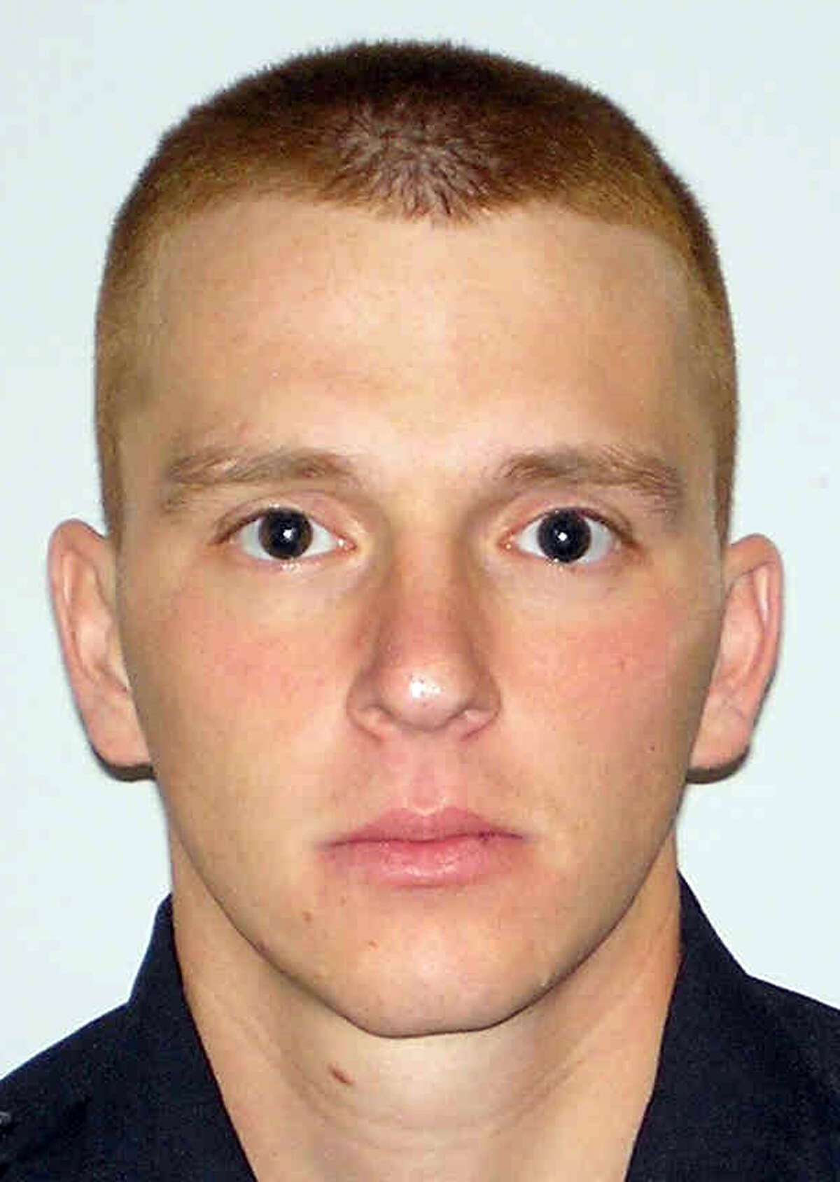 San Antonio Police Officer Robert Davis who was killed after being hit by another SAPD vehicle.