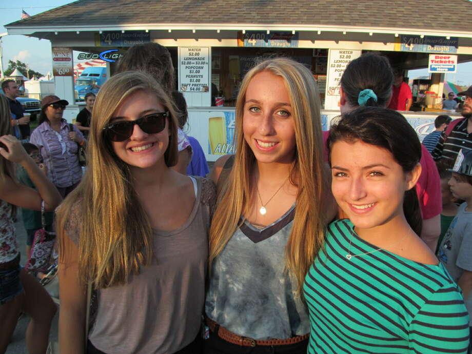 Were you Seen at the Altamont Fair on Thursday, August 16, 2012? Photo: Kristi Gustafson Barlette/Times Union