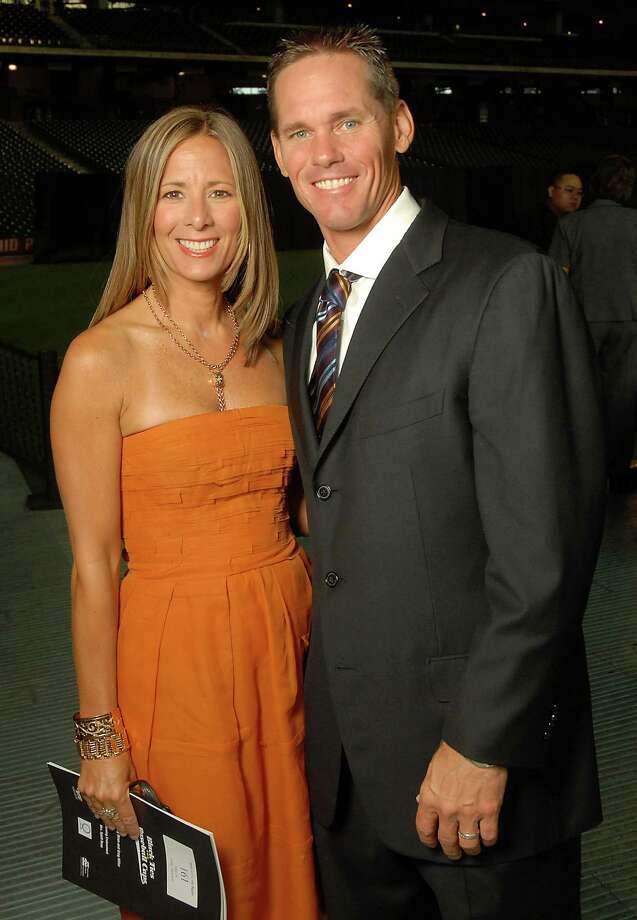 Patty Biggio and Craig Biggio Photo: Dave Rossman / Freelance
