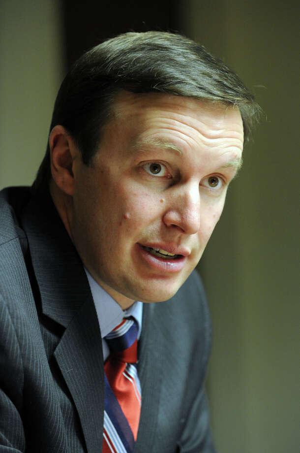 Congressman Chris Murphy. Photo: File Photo, ST / The News-Times File Photo