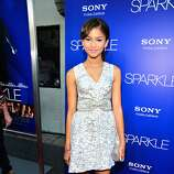 """Actress Zendaya Coleman arrives at Tri-Star Pictures' """"Sparkle"""" premiere at Grauman's Chinese Theatre on August 16, 2012 in Hollywood, California.  (Frazer Harrison / Getty Images)"""