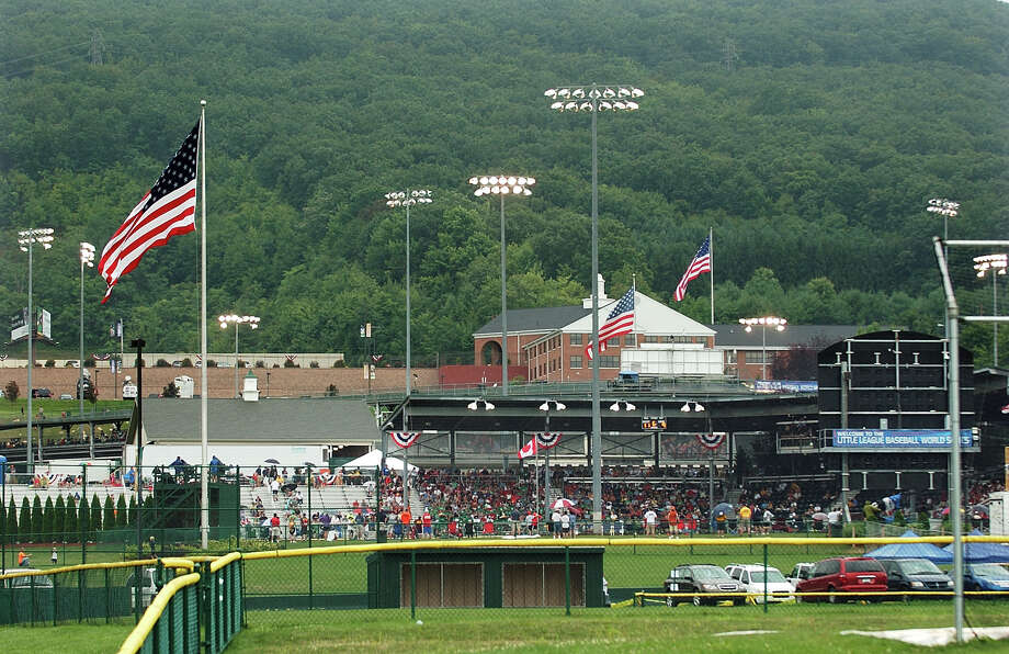 A view of the baseball complex at the Little Leauge World Series in South Williamsport, Penn. on Friday August 17, 2012. Photo: Christian Abraham / Connecticut Post