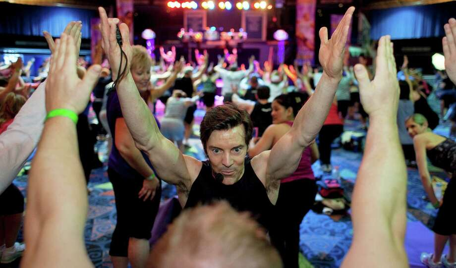 Tony Horton, above, created the P90X workout system that won over Rep. Paul Ryan (R-Wis.), who was recently chosen as presidential candidate Mitt Romney's running mate. Photo: ANDREW SULLIVAN / NYTNS