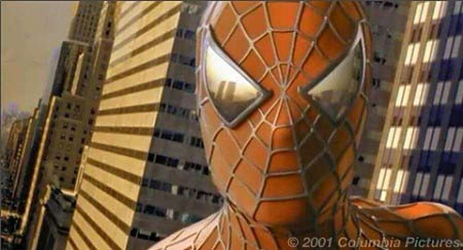 "Spider-man (2002)""With great power, comes great responsibility."" / HANDOUT"