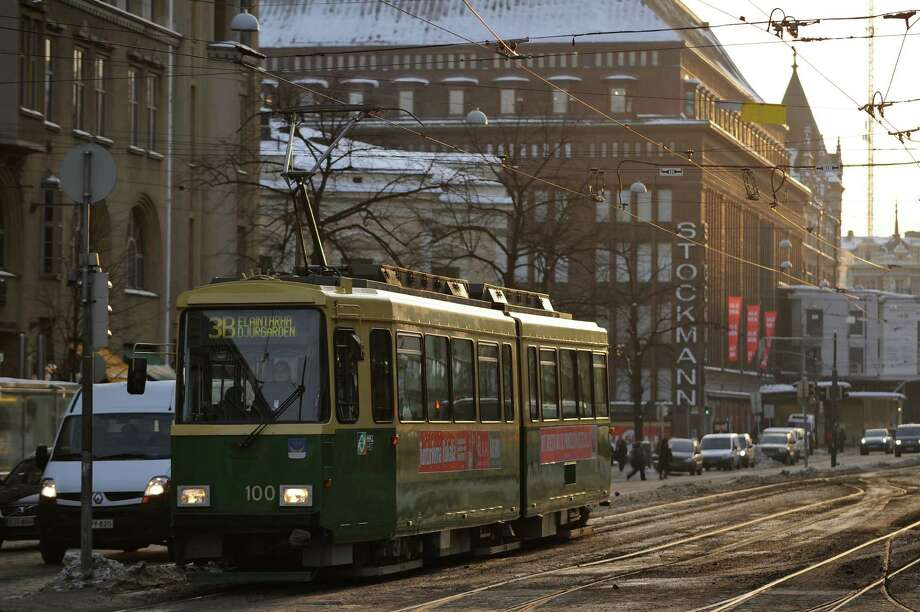 8. Helsinki, Finland – Finland's capital was one of only two non-English-speaking cities to land in the top 10. Photo: OLIVIER MORIN, Getty Images / 2010 AFP