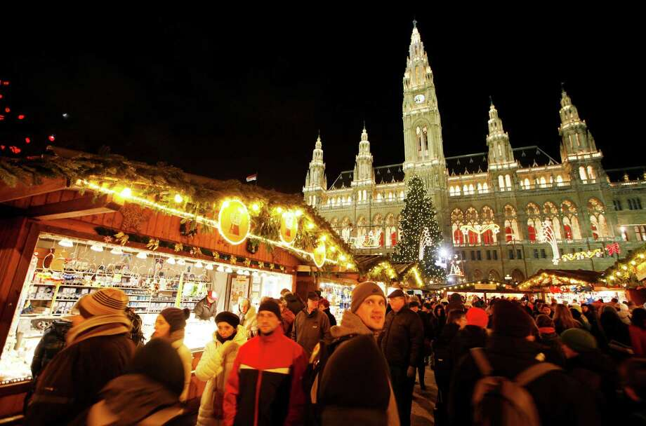 2. Vienna, Austria – The Austrian capital would have had the top spot if its residents just had a little more culture. Photo: DIETER NAGL, Getty Images / 2010 AFP