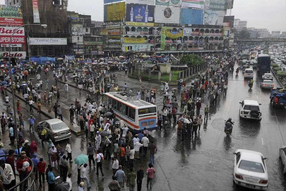 1. Dhaka, Bangladesh – Poor health services and a lack of infrastructure landed Dhaka at the bottom spot. Photo: Getty Images