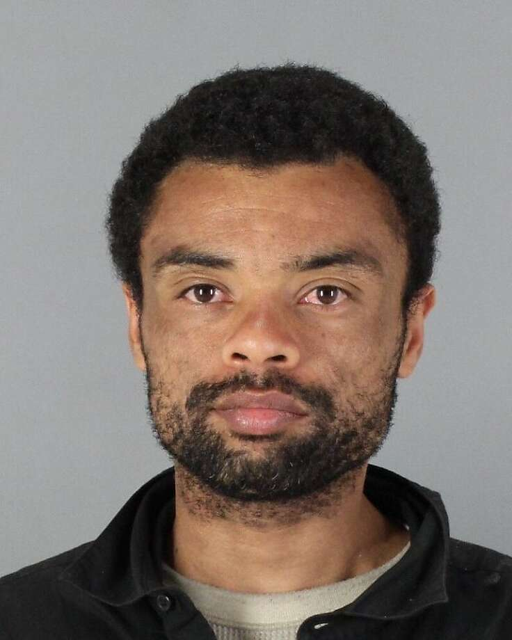 Authorities were looking for Derrick Sanders, 34, a high-risk parolee with a history of violence and sex and weapons offenses who went missing from a mental health facility in Redwood City Friday Aug. 17, 2012. Photo: San Mateo County Sheriff's Offic
