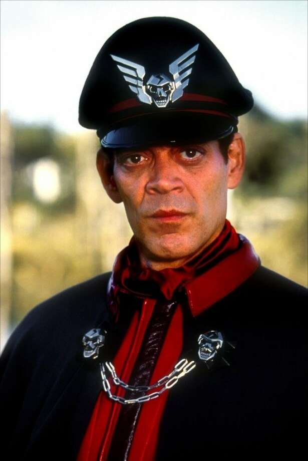 "Raul Julia, shown here, and  Jean-Claude Van Damme starred in the 1994's ""Street Fighter,"" a movie version of the long-running game franchise."