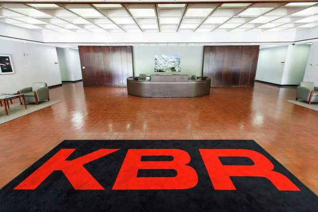 This office, once occupied by KBR, is part of 136 acres east of downtown that's gone on the market. Those familiar with the area have a long wish list for the site.  Photo: Michael Paulsen / © 2012 Houston Chronicle
