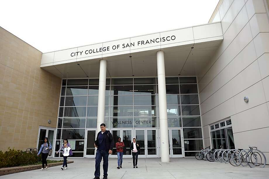 City College of San Francisco expects to learn its fate from an accrediting commission in early July. Photo: Michael Short, Special To The Chronicle