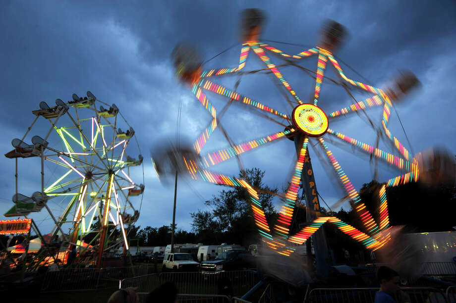 The Bridgewater Fair runs through Sunday, at the Bridgewater firehouse grounds on Route 133. There's a lot going on there, so check the schedule atwww.bridgewaterfair.com to decide when you want to be there. Photo: Jason Rearick / The News-Times