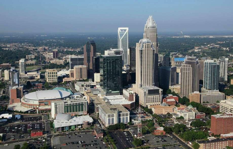 18. CharlottePeople ages 25-34: 14 percentMedian rent: $818Median income: $28,494Best neighborhood for millennials: Third Ward Photo: Chuck Burton, Associated Press / AP