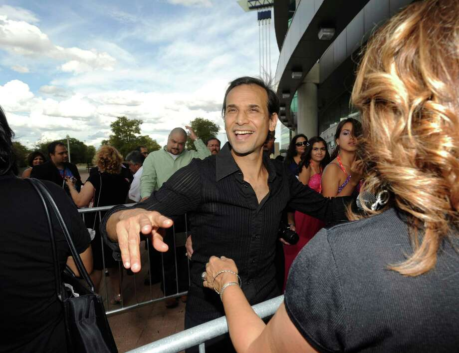 "Actor Jesse Borrego, best known for roles in ""Dexter,"" ""Blood In Blood Out"" and ""Fame."" Photo: Billy Calzada, San Antonio Express-News / © 2012 San Antonio Express-News"