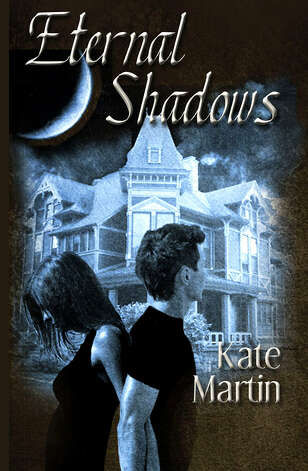 'Eternal Shadows' is a book by Greater New Milford-area author Kate Martin. May 2012  Courtesy of Victoria Duncan Photo: Contributed Photo