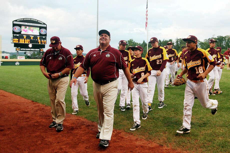 Mcallister Park Little League World Series San Antonio