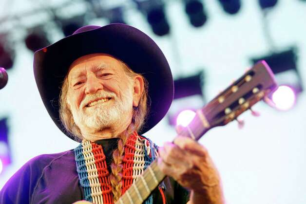 "The legendary Willie Nelson is up for Musical Event of the Year "" for Roll Me Up and Smoke Me When I Die"" with Snoop Dogg, Kris Kristofferson, and Jamey Johnson. Photo: Kevin Winter / 2007 Getty Images"